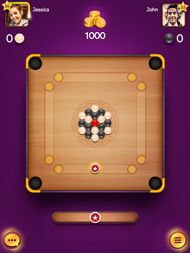 Carrom Pool: Disc Game 11 تصوير الشاشة
