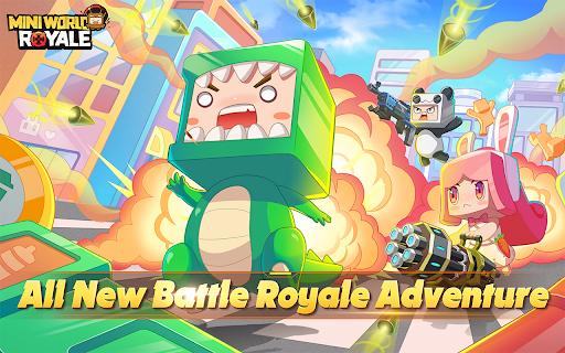 Mini World Royale screenshot 12