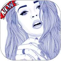 girly Drawings cute Girls on 9Apps