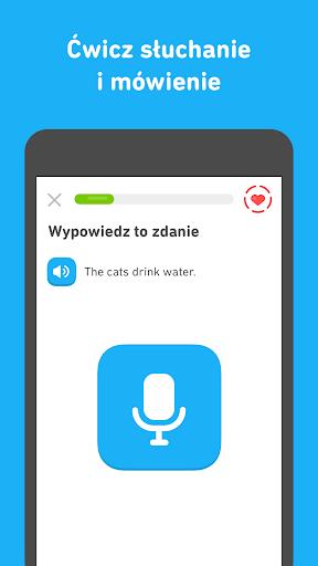Angielski za darmo z Duolingo screenshot 4