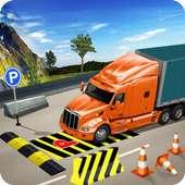 simulado de parque de camiones on 9Apps