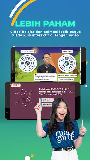 Ruangguru: Belajar & Bimbel Online SD SMP SMA UTBK screenshot 2