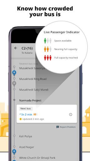Chalo - Live Bus Tracking App screenshot 5