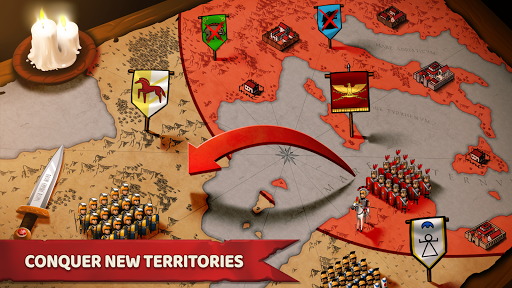 Grow Empire: Rome screenshot 19