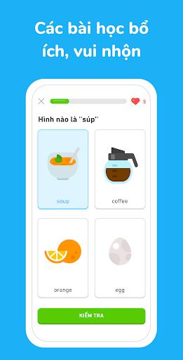 Duolingo: học tiếng Anh miễn phí screenshot 3
