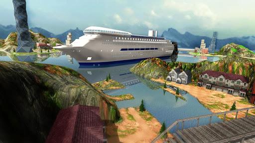 Transport Cruise Ship Game Passenger Bus Simulator स्क्रीनशॉट 1