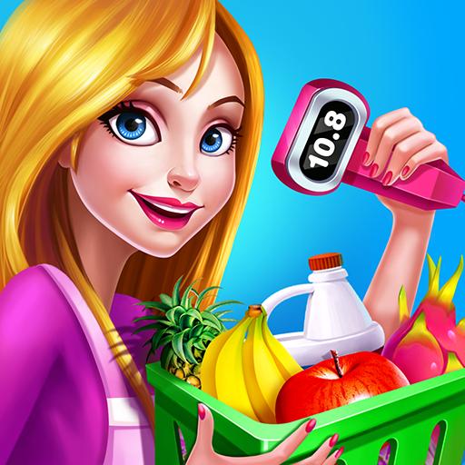 ikon Sedikit Supermarket Manajer