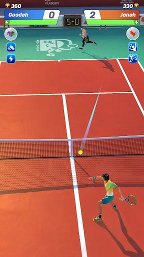 Tennis Clash: Multiplayer Game screenshot 2