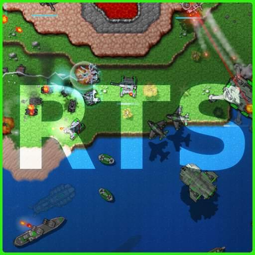 Rusted Warfare - RTS Strategy on APKTom