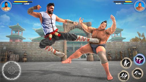 Kung Fu karate: Fighting Games screenshot 1