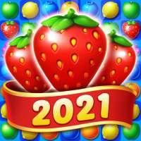 Fruit Diary - Match 3 Games on APKTom