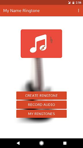 My Name Ringtone Maker screenshot 2