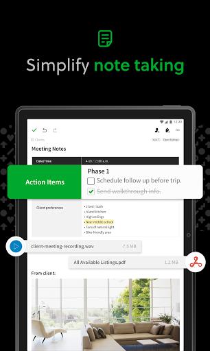 Evernote - Penyelenggara Catatan screenshot 9