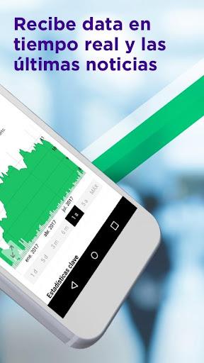 Yahoo Finanzas screenshot 2