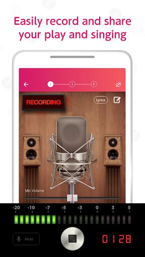 Record your music, sing - nana screenshot 1