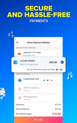 Lazada SG - #1 Online Shop App screenshot 16