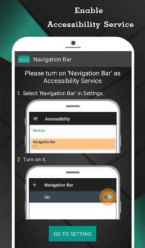 Navigation Bar (Back, Home, Recent Button) screenshot 7