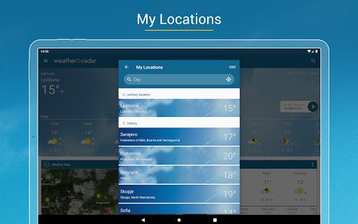 Weather & Radar screenshot 12
