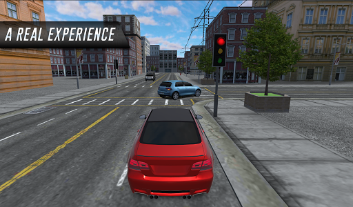 City Car Driving screenshot 2