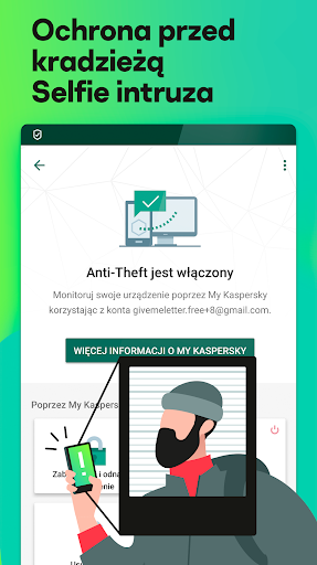 Antywirus Mobilny Kaspersky: Ochrona & App Lock screenshot 4