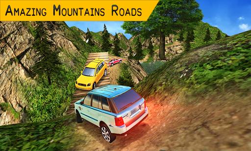 Off road Land Cruiser Jeep screenshot 1
