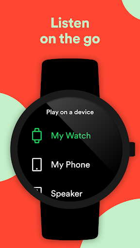 Spotify: música y pódcasts screenshot 24