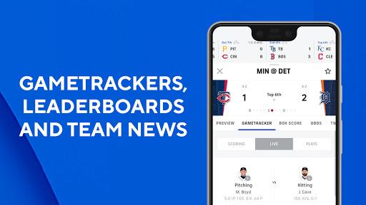 CBS Sports App - Scores, News, Stats & Watch Live screenshot 5