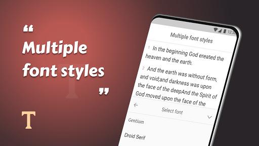 King James Bible (KJV) - Free Bible Verses   Audio скриншот 16
