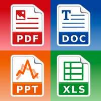 Conversor PDF (doc ppt xls txt word png jpg wps) on 9Apps