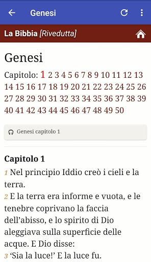 La Sacra Bibbia Gratis screenshot 3