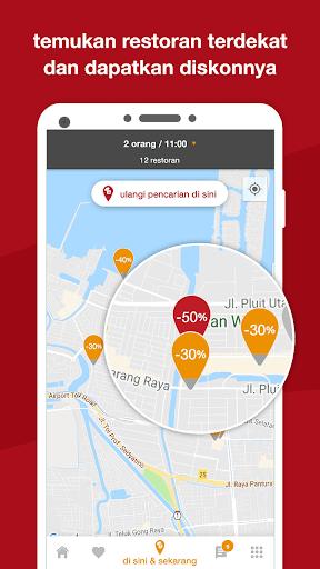eatigo –  reservasi restoran dengan diskon screenshot 4