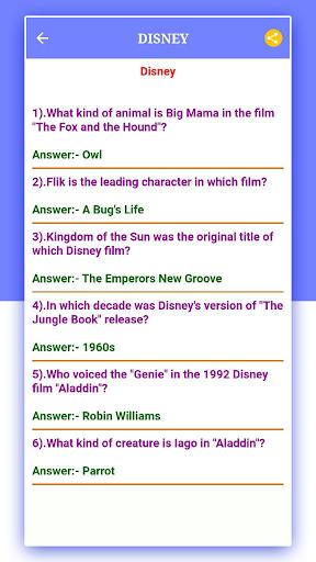 General Knowledge Quiz : World GK Quiz App screenshot 5
