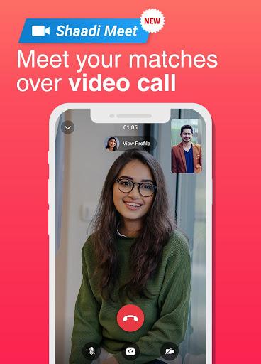 Shaadi.com® - Matrimony & Matchmaking App screenshot 1