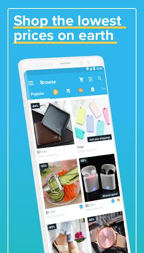 Wish - Shopping Made Fun स्क्रीनशॉट 1