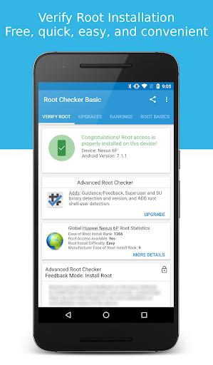 Root Checker 2 تصوير الشاشة