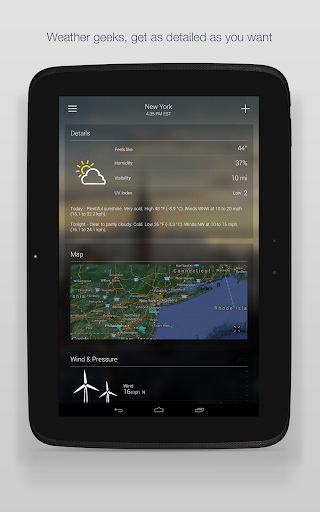 Yahoo Weather screenshot 15