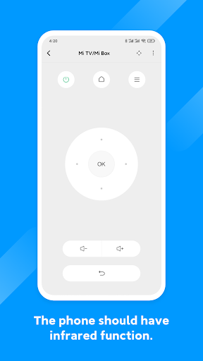 Mi Remote controller - for TV, STB, AC and more screenshot 7