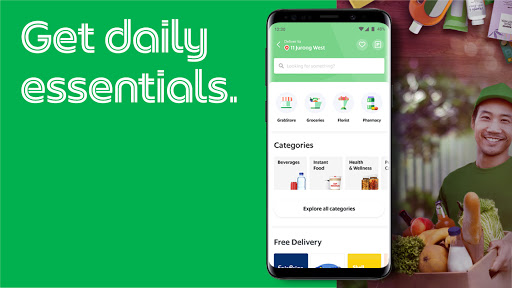 Grab - Transport, Food Delivery, Payments screenshot 4