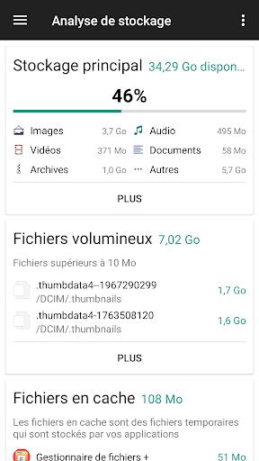 Gestionnaire de fichiers screenshot 7
