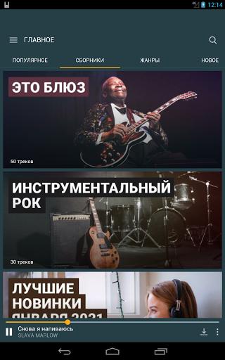 Zaycev.net: скачать и слушать музыку бесплатно скриншот 11