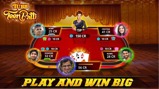 Tubb Teen Patti - Indian Poker - TTP screenshot 1