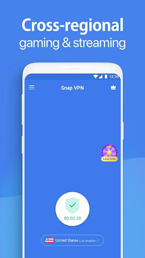 Snap VPN - Fast VPN Proxy screenshot 3