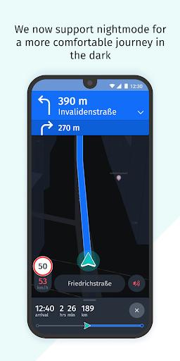 HERE WeGo – Pengemudian Bandar screenshot 8