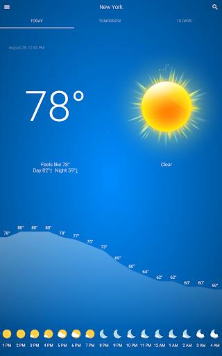 Cuaca screenshot 10