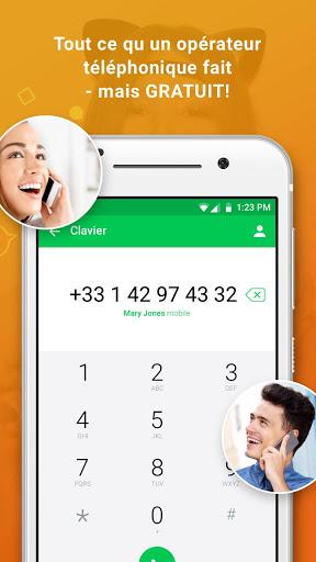 Nextplus SMS Gratuits   Appels screenshot 3