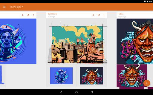 Adobe Illustrator Draw screenshot 10