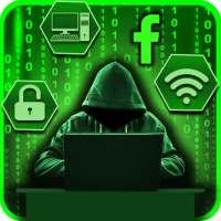 Hacker App -  Wifi Password Hacker Prank on 9Apps