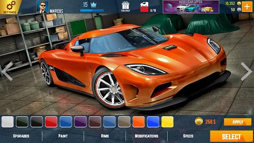 จริง รถยนต์ แข่ง เกม 3d: สนุก ใหม่ รถยนต์ เกม 2020 screenshot 5