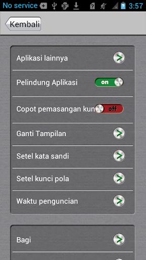 Pengunci Apl screenshot 4