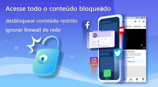 Lightsail VPN seguro y absolutamente gratuito screenshot 3